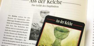 Туз Чаш (Ass der Kelche) в Таро Акрона (Der Akron tarot)