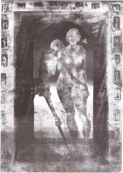 Аркан Смерть в Таро Акрона