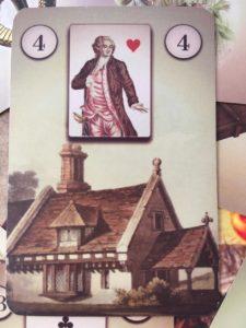 значение карты дом №4 из колоды Ленорман автор Alexandr Musruck