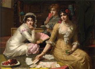 Колода карт мадам Ленорманн