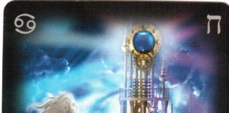 Старший аркан Колесница из Tarot of Dreams